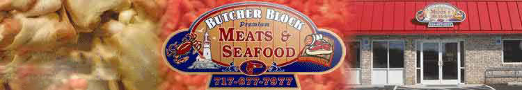 Butcher Block Meats and Seafood
